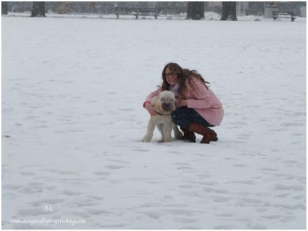 Winter Series Snow Play 1