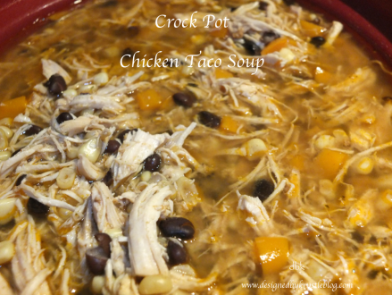 Chicken Taco Soup 4