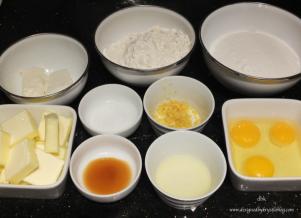 Mini Lemon Easter Egg Cakes 3