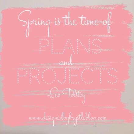 MM Spring Planning