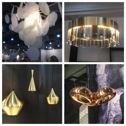 ICFF lighting