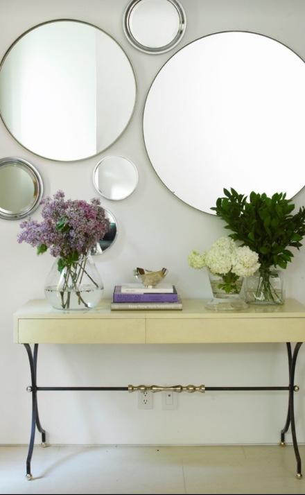 Mirror Wall Round