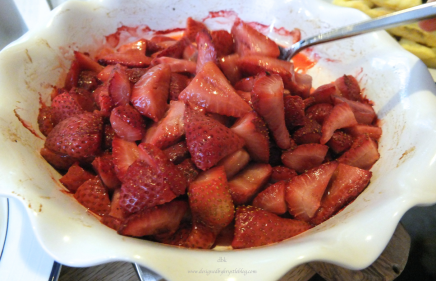 Roasted Strawberries 4