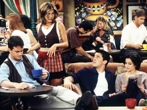 Friends Set_Central Perk