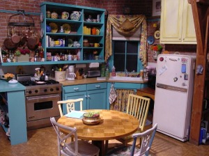 Friends Set_Monica's Kitchen