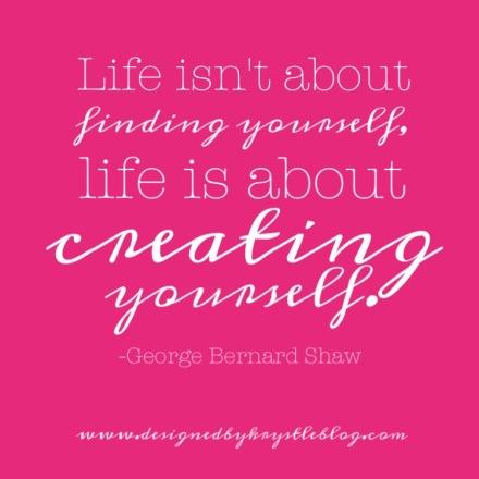 finding v. creating