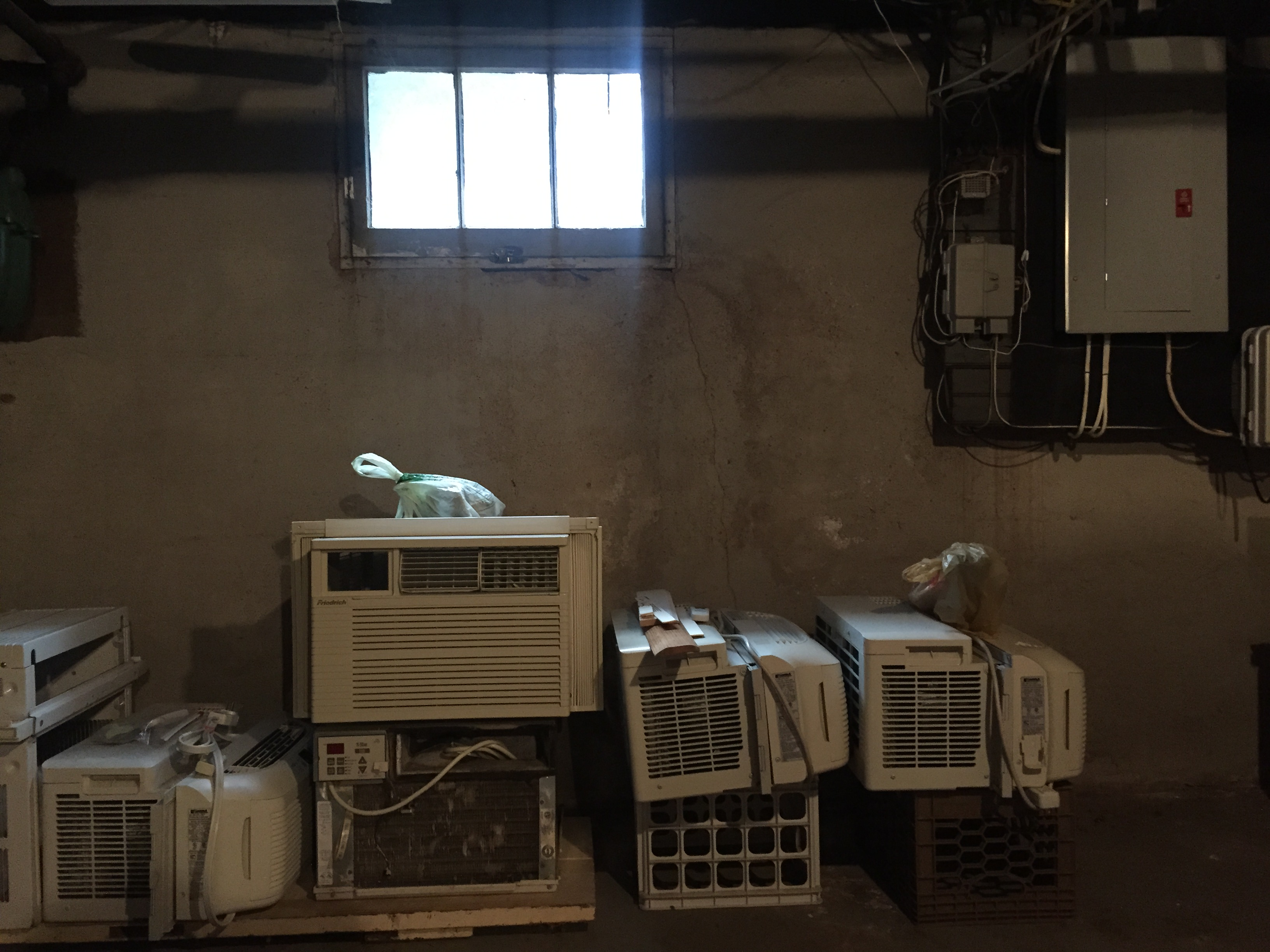 100 Year Old Basement Renovation In Process