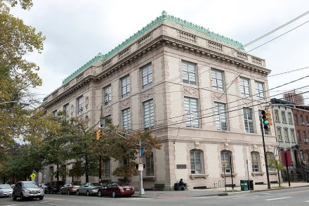 Jersey City Public Library