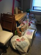 """""""The Life Changing Magic Of Tidying Up"""", Marie Kondo, KonMari Method, KonMari, LIfechanging Magic, Life Changing, Tidying UP, Organization, Spring Cleaning, Sorting, Home, Japanese art of decluttering, declutter, donate, donations, donation pile, goodwill,"""