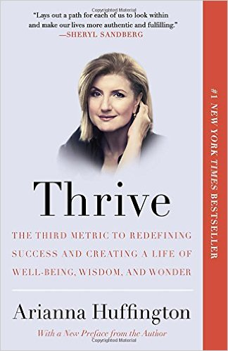 Thrive Book, Thrive, Thrive by Arianna Huffington, Huffpost Book, Third Metric Life, Redefining Success, Thrive Book Review, Book Review, Women, Business Women Reads, Reading List, Book Reviews, Reading Bests Sellers, Best Seller List,