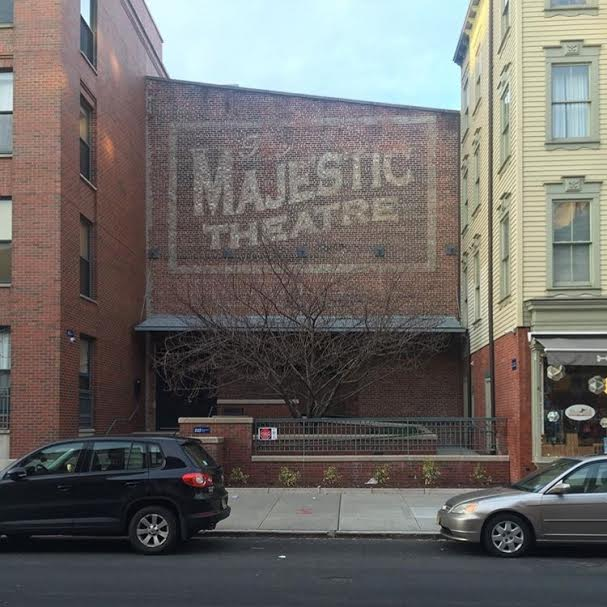 The Majestic Theater, The Majestic Theatre, Old Theaters, Historic Landmark, Jersey City History, Jersey City Theater, Jersey City Landmark, Brick, Montgomery Street, Jersey City Make it yours, JCMakeItYours,