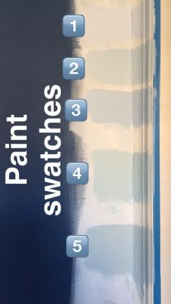 Paint Swatches, Benjamin Moore Blues, Paint Selection, Selecting the right color, Selecting the right Blue, Selecting the right paint, Swatching, One Room Challenge, One Room Challenge 2016