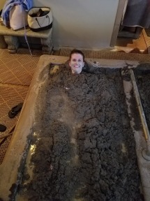 Mud Bath, Calistoga, Calistoga Mud, Spa Day, Girls Weekend, Girls Weekend in Napa, Weekend Getaway, Spa Day in Napa, Calistoga Spa, Calistoga Mud Baths