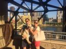 camping, tent camping, tents, lake, vacation, pennsylvania, summer vacation, weekend getaway, memories, making memories, Pittsburgh, PNC Park, Pup Night at the Park, Pup Night, Baseball Game, wheaten terrier, wheatens of pittsburgh, tongue out tuesday,