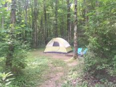 camping, tent camping, tents, lake, vacation, pennsylvania, summer vacation, weekend getaway, memories, making memories, keystone state park, surrounded by trees,