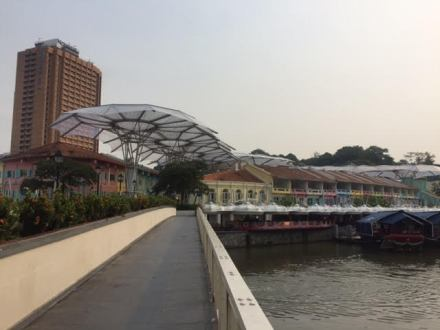 Singapore, Singapore Travel Guide, Three days in Singapore, Singapore in 2 days, Singapore Travel, Singapore Destination, Destination Singapore, Visiting Singapore, Singapore Arts, Singapore Culture, Singapore Architecture, Clark Quay, Boat Quay,
