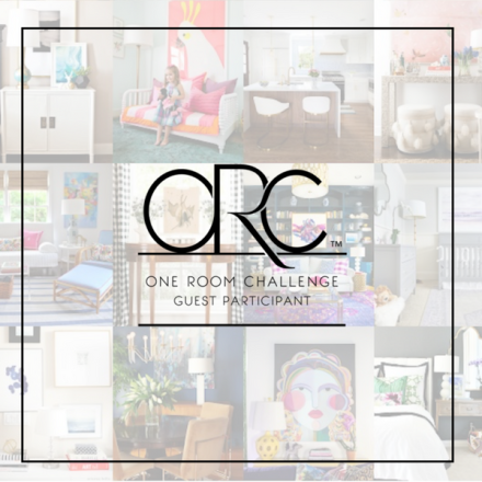 One Room Challenge, ORC Guest Participant, Guest Participant, One Room Challenge Guest, Nursery Renovation, Nursery Decor, Bedroom Renovation, Bedroom Decor, Bedroom Design, Nursery Design, Bedroom Inspo, Nursery Inspo, Design Inspo,