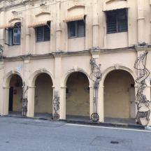 Georgetown, Penang, Malaysia, Georgetown Penang, Georgetown Malaysia, World Heritage Site, Georgetown Beach, Southeast Asia, Trip Review, 3 days in Georgetown, 3 days in Penang, 6 Days in Malaysia, Waterfront Vacations, Penang Street Art, Georgetown Street Art, Street Art, Metal Sculptures,
